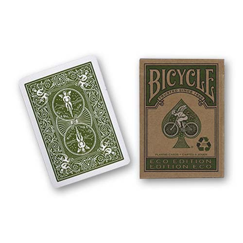 JLCC 에코에디션덱(Cards Bicycle Eco Edition USPCC)