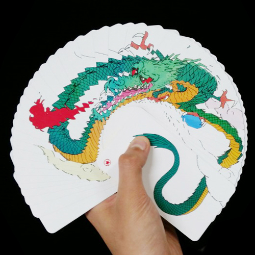 JLCC 드레곤덱(Dragon fanning deck)