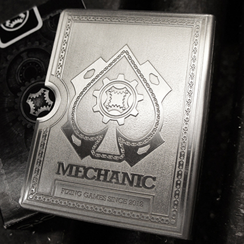 JLCC 카드가드(헤비) Card Guard (heavy) by Mechanic Industries - Trick*입고예정일 : 회의중*