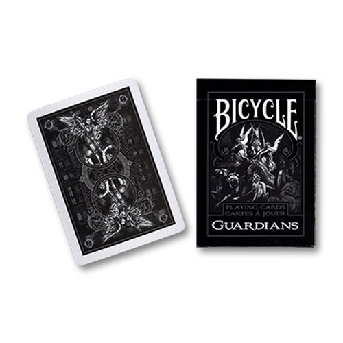 JLCC 가디언덱(Cards Bicycle Guardian)_by USPCC