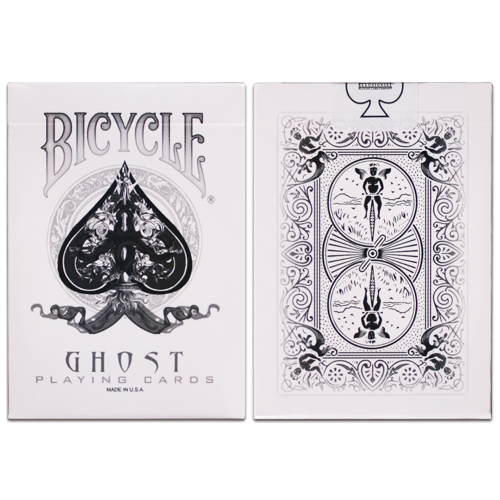 JLCC 고스트덱(Bicycle Ghost Playing Cards)
