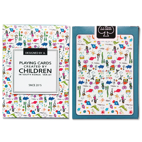 JLCC 어린이카드V1(Bicycle Children Playing Cards)