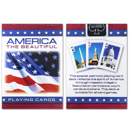 JLCC 아메리칸플래그덱(American Flag Playing Cards)