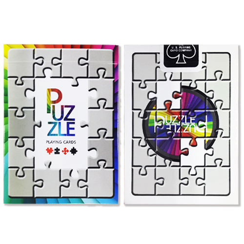 JLCC 퍼즐덱(Bicycle Puzzle Playing Cards)