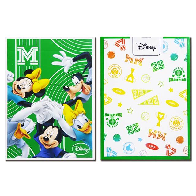 JLCC 미키마우스프렌즈덱(Mickey Mouse & Friends deck)