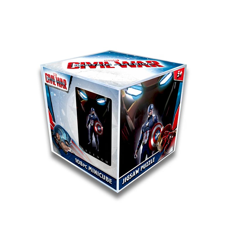 JLCC [108pcs]시빌워캡틴아메리카퍼즐(MARVEL Captain America Civil War Puzzle)