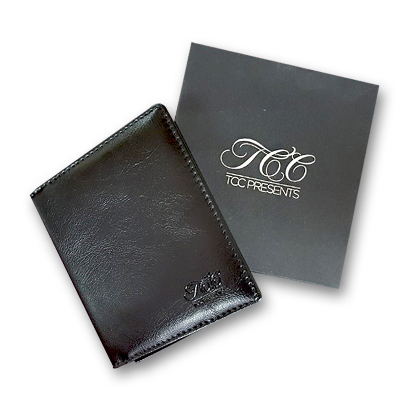 JLCC TCC가죽카드지갑(TCC Card Wallet By TCC)