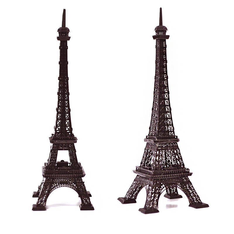 JLCC [3D컬러메탈퍼즐]에펠타워(3D Color Metal Puzzle-Eiffel Tower)