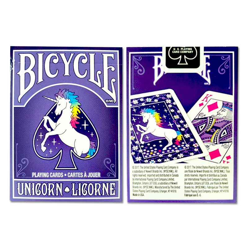 JLCC 바이시클유니콘덱(Bicycle Unicorn deck)