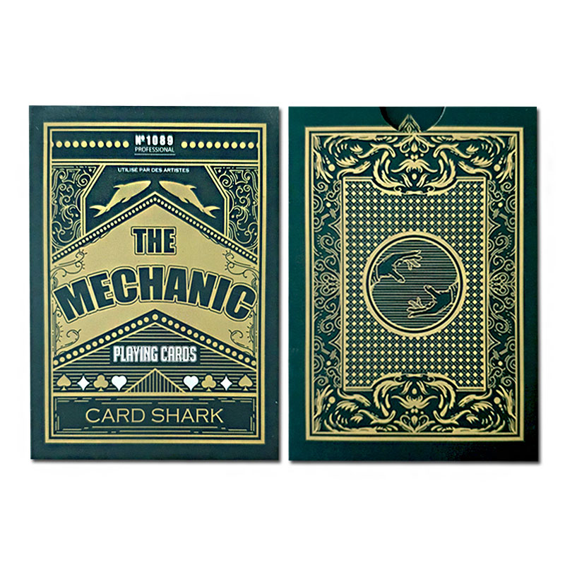 JLCC 더메카닉덱 (The Mechanic deck)
